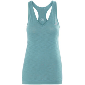 asics fuzeX Tank Top Women Kingfisher